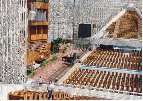 CRYSTAL CATHEDRAL: Is This The End? « Thinking Out Loud