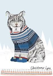 Christmas Lynx
