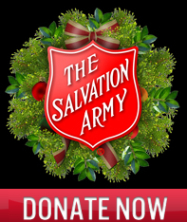 Salvation Army Christmas 2012