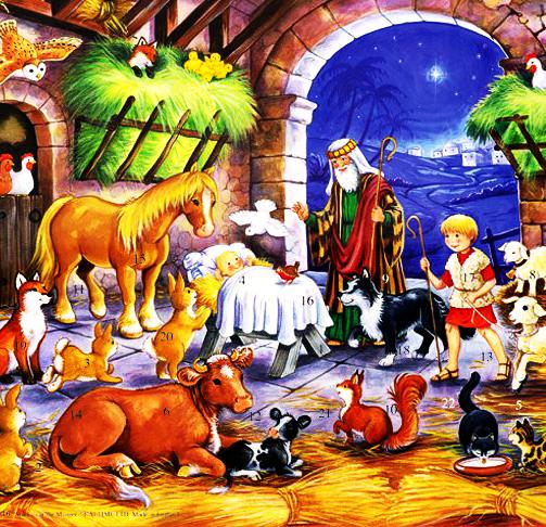 Nativity Calendar Enhanced 2
