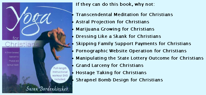Christian books I hope you never see