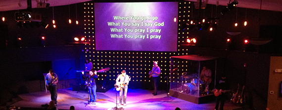 new churches | Thinking Out Loud