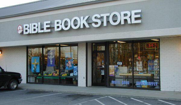 bible bookstore