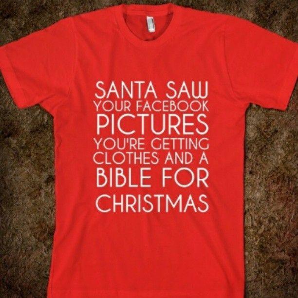 Bible for Christmas