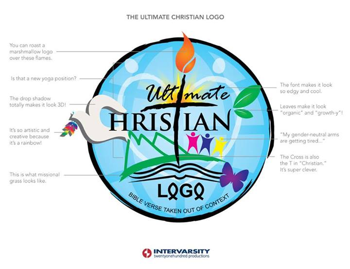 Ultimate Christian Logo