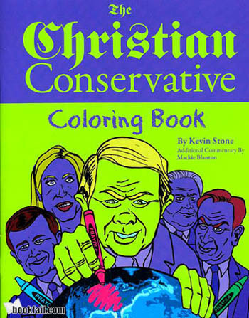 Christian Conservative Coloring Book