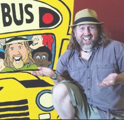 Bruxy Cavey Bus