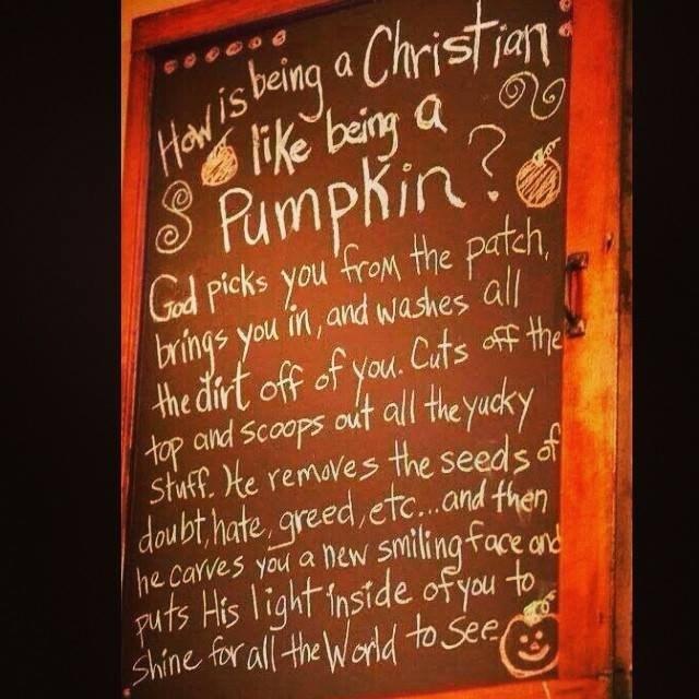 Pumpkin Theology