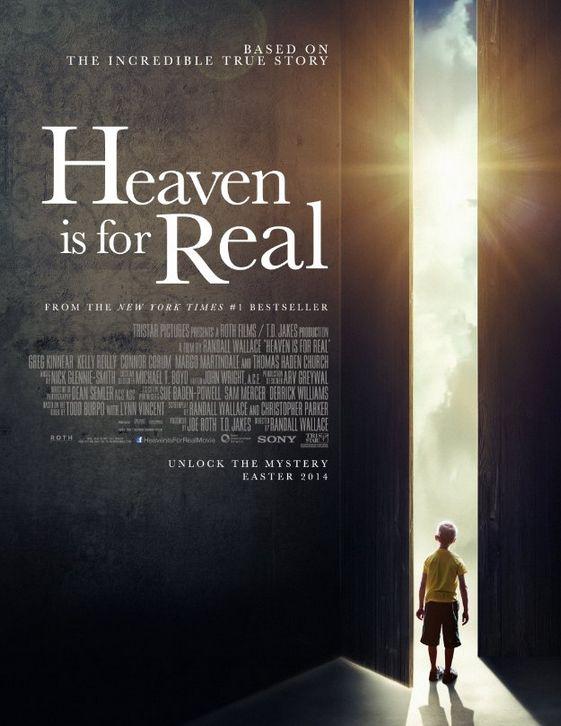 Heaven Is For Real - The Movie
