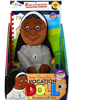 Sister Mary Clara Vocation Doll