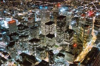 Toronto_At_Night-Toronto