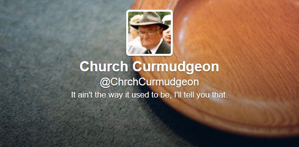 Church Curmudgeon
