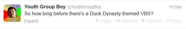 Duck Dynasty VBS