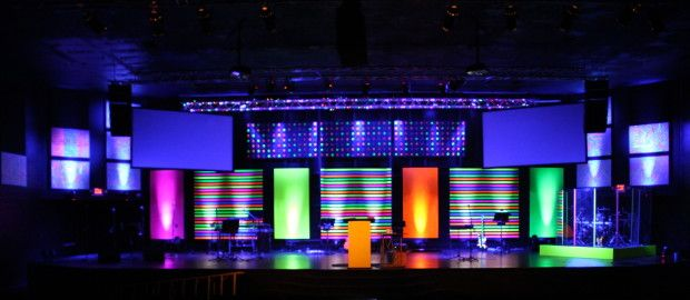 Church Stage Design Ideas - [homestartx.com]