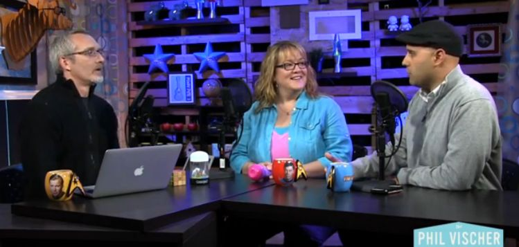 Random screenshot from this week's Phil Vischer Podcast because, honestly, we didn't have a picture this week. Left to right: Phil, Christian Taylor and Skye Jethani
