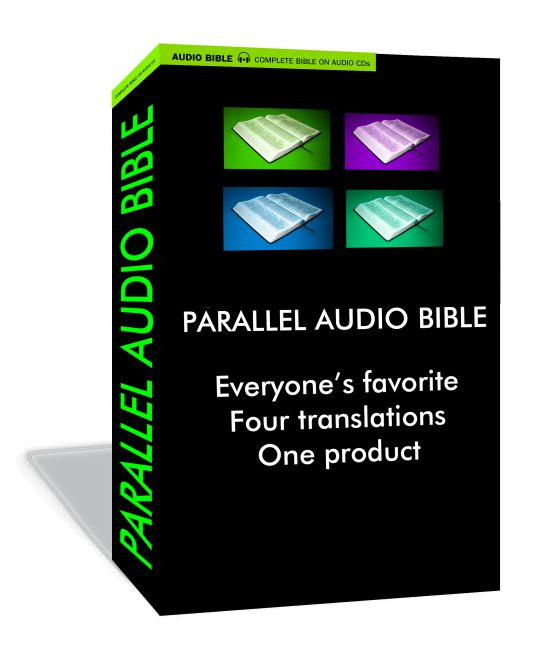 Parallel Audio Bible