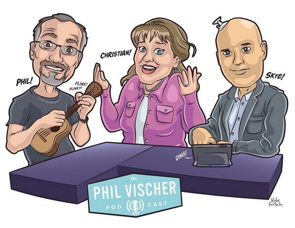 Phil Vischer podcast episode 100