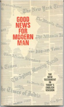 The classic New Testament edition of The Good News Bible