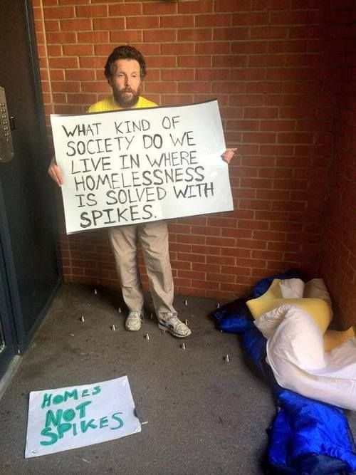 Homeless Solution