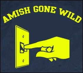 Amish Gone Wild T-Shirt Design from Kaboodle dot com