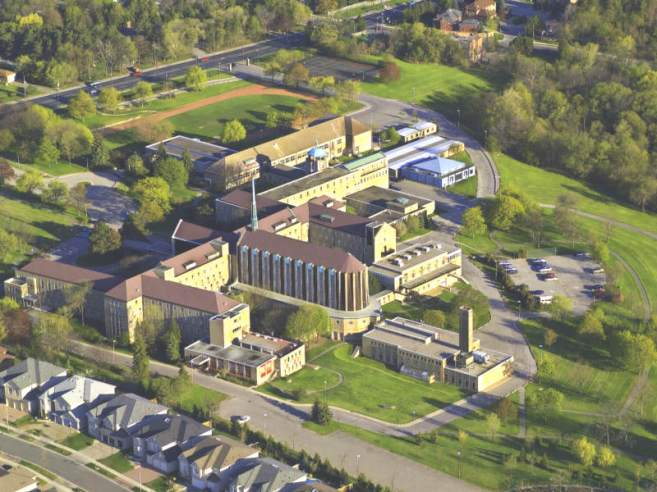 Tyndale College and Seminary - Arial View