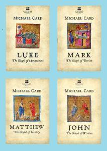 Michael Card - Biblical Imagination Series - IVP