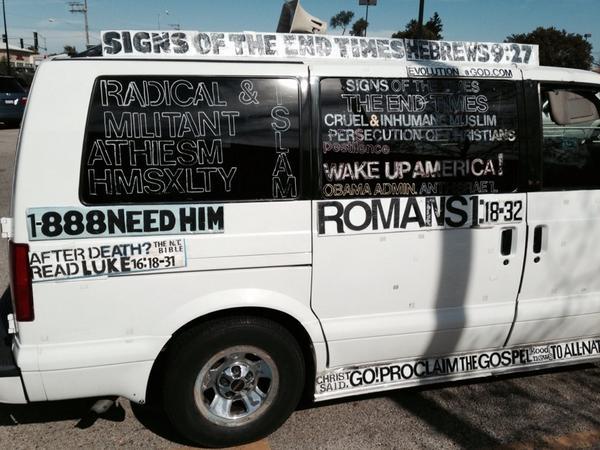 Gospel Van