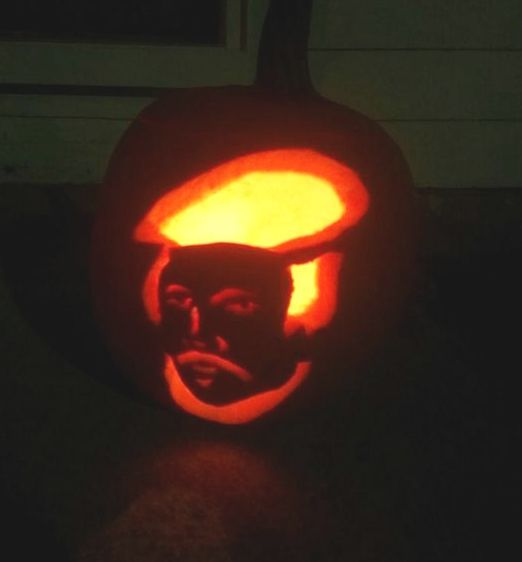 John Calvin Pumpkin