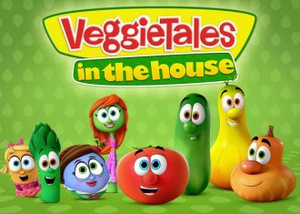 Click the image to read about the outcry over the updated design of the VeggieTales characters on Netflix