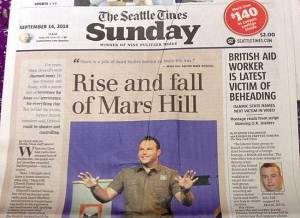 Rise and Fall of Mars Hill