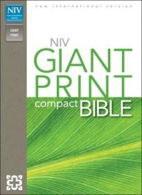 NIV Compact Giant Print 9780310435303