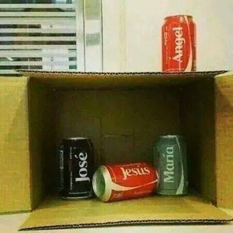 Coca Cola Creche