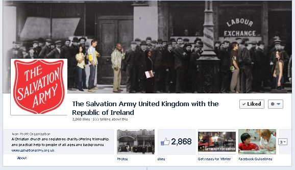 This page is a reminder that what Facebook decides here has worldwide impact on Churches and Christian charities.