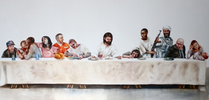 A Different Kind of Last Supper
