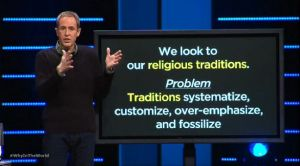 Andy Stanley - Why in the World