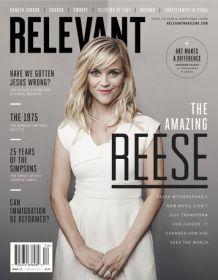 Relevant Magazine Cover