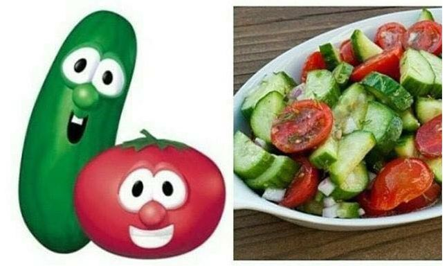 What Happens to Old Veggie Tales Characters