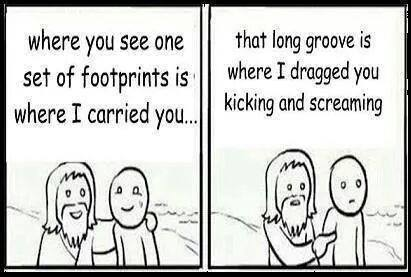 Footprints amended