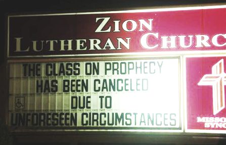 Prophecy Class