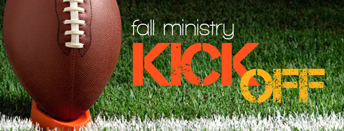 fall ministry season
