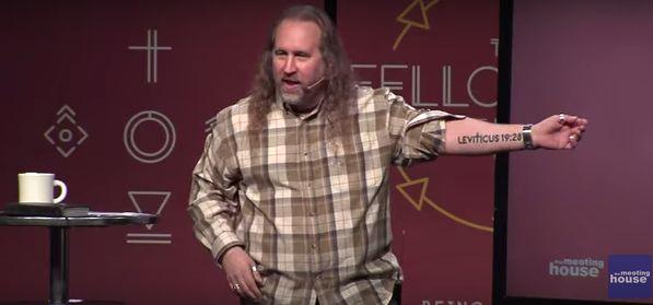 Bruxy Tattoo - Leviticus 19 28