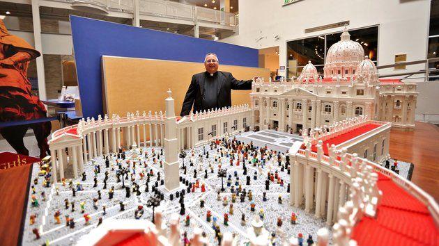Lego Vatican