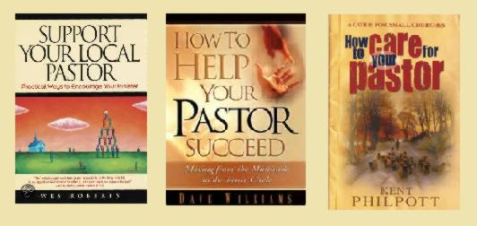That books like these ever existed is proof that the challenges faced by pastors and ministry workers are nothing new.