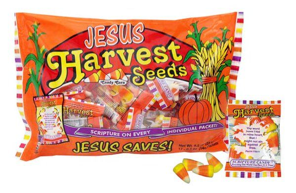 Only in America: These evangelistic Halloween treats are,