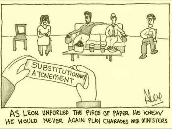 substitutionary atonement