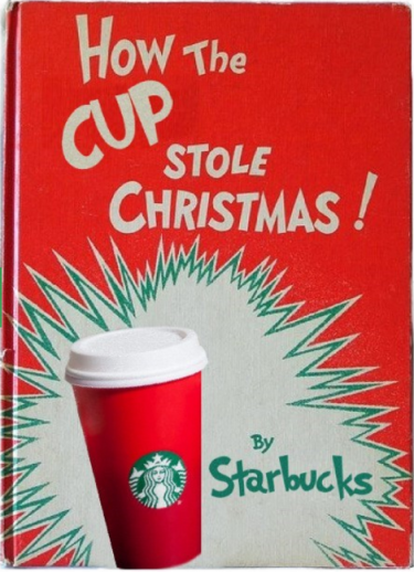 The Cup That Stole Christmas