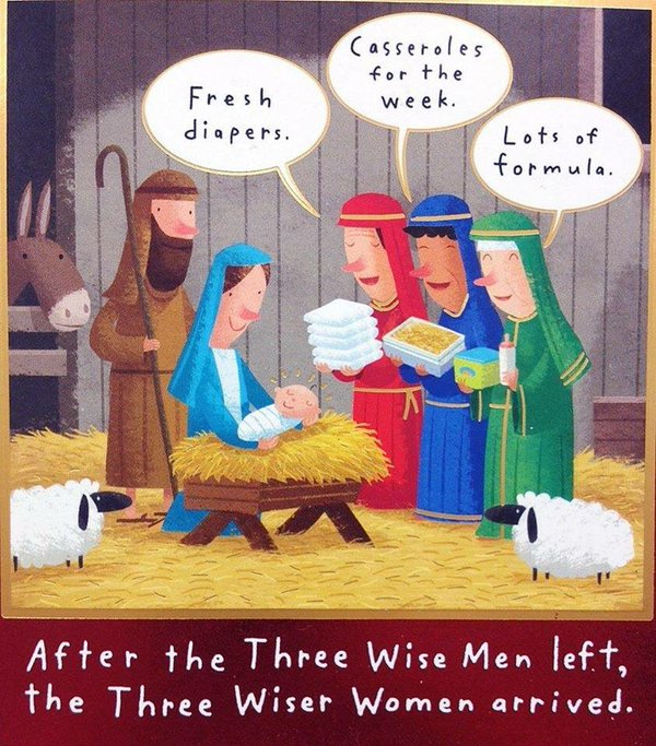 After the Wise Men Left