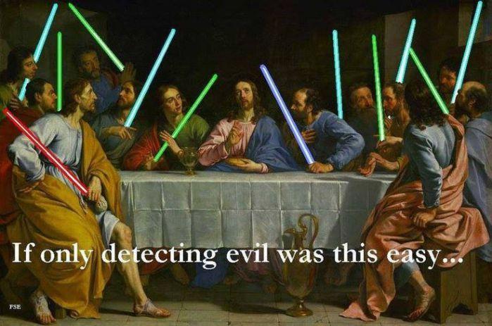 Detecting Evil