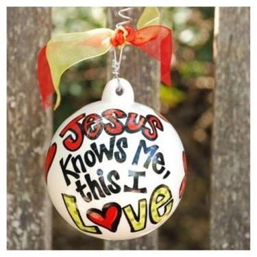 Jesus Knows Me This I Love