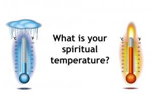 Being cold or hot spiritually is a slightly different topic, but I thought I'd toss this graphic in to today's discussion salad.